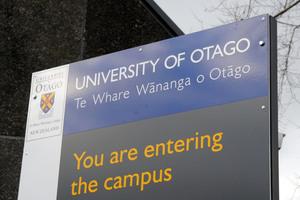 Otago University, Dunedin. Photo / Ross Setford