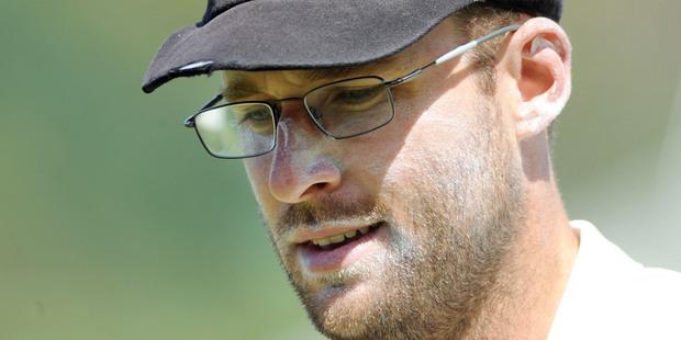 Daniel Vettori. Photo / NZPA