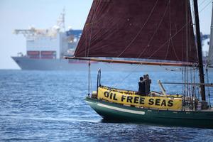 Photo / Greenpeace