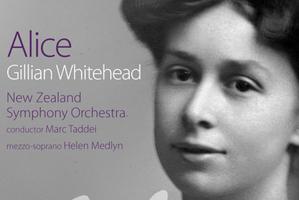 Alice. Gillian Whitehead