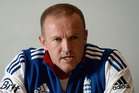 Coach Andy Flower. Photo / Getty Images