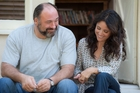 James Gandolfini and Julia Louis-Dreyfus have a natural, sweet chemistry.