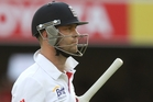 Jonathan Trott is known as an intense character with a dry sense of humour. Photo / AP