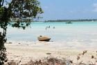Global warming is threatening life in Kiribati. Photo / Ross Setford
