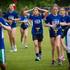 Kids participating in the run section of the Sanitarium Weet-Bix Kids TRYathlon at Mountford Park in Manurewa. Photo / Sarah Ivey