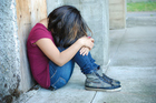 The study found 21 per cent of those surveyed were engaging in non-suicidal self-harm. Photo / Thinkstock