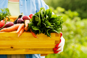 Try buy produce fresh from your local farmers markets. Photo / Thinkstock