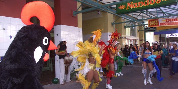 Nando's restaurants are all open, but the company that held the master franchise for the chain is now in liquidation. Photo / NZ Herald