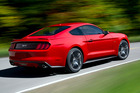 The 2015 Ford Mustang. Photo / Supplied