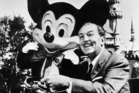 Walt Disney built his business for children's fun but his grandchildren have not spoken for years.