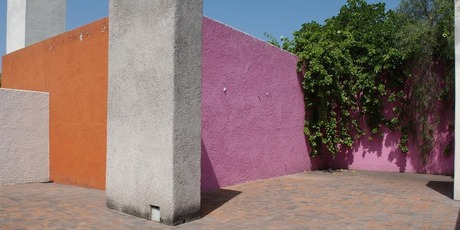 Architect Luis Barragan's home in Mexico City. Photo / Supplied.