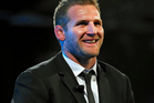 Kevin R Tremain Player of the Year Kieran Read. Photo / Getty Images