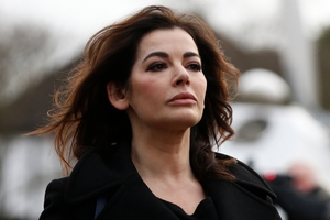 Courtroom claims of Nigella Lawson's drug use have been regurgitated as fact by many commentators. Photo / AP