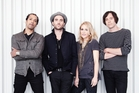 Metric's Emily Haines says they always travel with at least five synths.