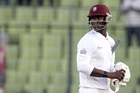 Darren Sammy has been short of runs and wickets for the past year. Photo / AP