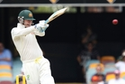 Michael Clarke is likely to be training today. Photo / AP