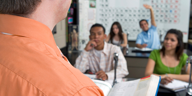 National testing shows 40% of teachers are unconfident teaching science at Year 8 curriculum level. Photo / Thinkstock