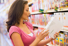 Food labels can be confusing when trying to shop healthy. Photo / Thinkstock