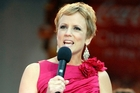TV3 presenter Hilary Barry was MC at the event hosted by Ateed. Photo / NZ Herald