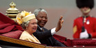 View: A look back: Nelson Mandela meets world leaders