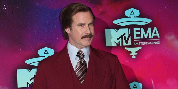 Loading Actor Will Ferrell surprised viewers by hosting a real life news bulletin in Bismarck. Photo / AP