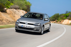The VW Golf generation 7, is the AA Car of the Year. Photo / Supplied
