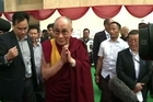 The Tibetan spiritual leader, the Dalai Lama calls on people to carry the spirit of Nelson Mandela and compares the South African liberation hero to Mahatma Gandhi.