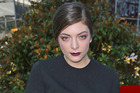 Lorde is pit against names such as Pink, Katy Perry and Bruno Mars. Photo / Getty Images
