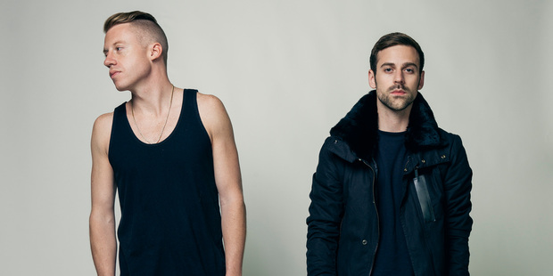 Macklemore & Ryan Lewis are one of the most streamed artist in New Zealand.