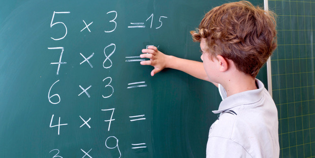 Many children are not making secure progress in math beyond Year 2. Photo / Thinkstock