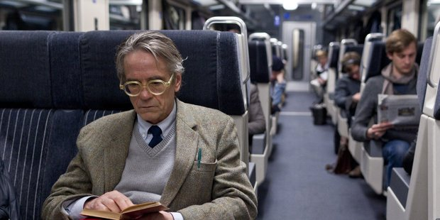 Jeremy Irons in Night Train To Lisbon.