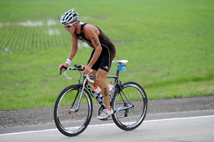 New Zealand triathlete Ryan Sissons is currently ranked 13th in the International Triathlon Union world standings. Photo / ITU