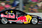 Jamie Whincup has done well on the track, but the Homebush street circuit is always a challenge for him.Picture / Getty Images