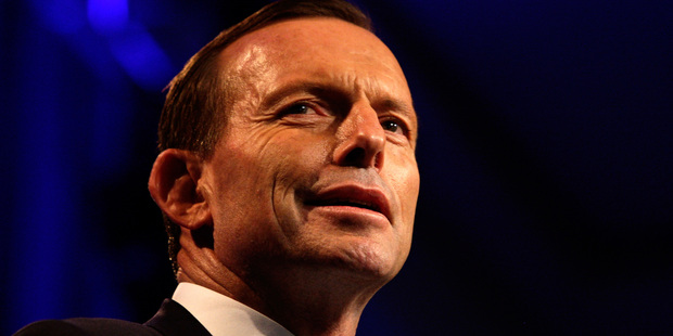 """Prime Minister Tony Abbott supported the raids: """"We don't interfere in cases, but we always act to ensure that our national security is being properly upheld."""" Photo / Getty Images"""