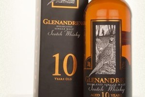 Glenandrew 10 year old malt - an ideal gift.
