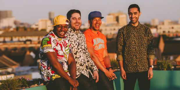 Rudimental had been making music for about six years before they had their first hit last year.