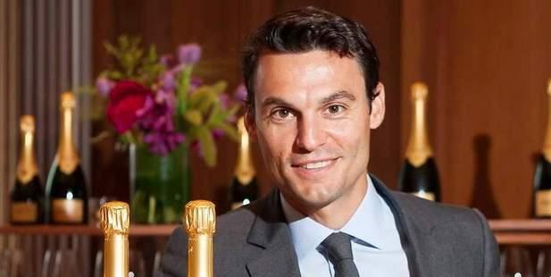 Julien Peppin Lehauller, Krug brand ambassador. Photo / Supplied.