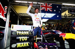 Eric Bana says it will be amazing to drive with Mark Webber Picture / Getty Images