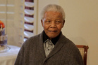 Nelson Mandela. Photo / AP