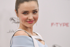 Miranda Kerr is taking her hobby of singing more seriously - reports. Photo / AP, Richard Shotwell