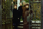 Liam Gallagher, right, and Beady Eye.