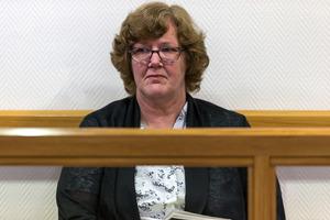 Helen Elizabeth Milner is accused of poisoning her husband in 2009. Photo / Martin Hunter