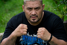 Mark Hunt. Photo / Brett Phibbs.