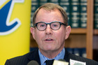 John Banks will not stand again for Epsom and will resign as leader of the Act party. Photo / Mark Mitchell