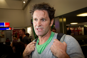 Chris Cairns has been accused of match-fixing. Photo / Richard Robinson
