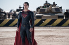 Henry Cavill as Superman in 'Man Of Steel'.