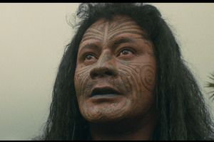 Anzac Wallace as Te Wheke in Utu.