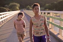 The 2010 film 'Boy'.