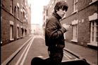 Eighteen year old Jake Bugg looks to past music for inspiration.