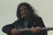 Zac Wallace in 'Utu Redux'.